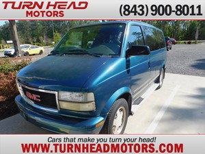 Picture of a 1998 GMC SAFARI XT