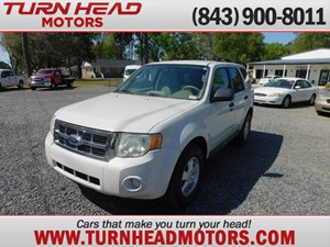 Picture of a 2010 FORD ESCAPE XLT