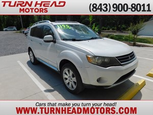 Picture of a 2008 MITSUBISHI OUTLANDER SE