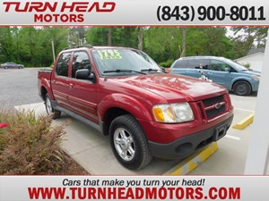 2005 FORD EXPLORER SPORT TRAC for sale by dealer