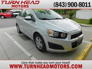 2014 CHEVROLET SONIC LT for sale by dealer