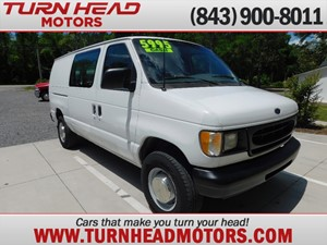 2000 FORD ECONOLINE E250 for sale by dealer