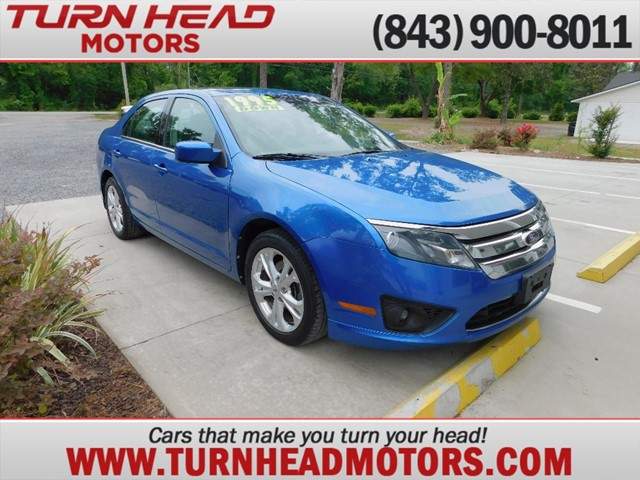 FORD FUSION SE in Summerville