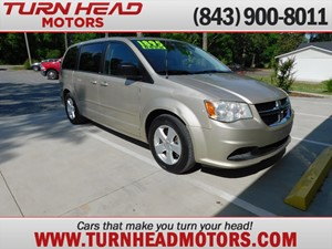 2013 DODGE GRAND CARAVAN SE for sale by dealer