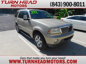 Picture of a 2004 LINCOLN AVIATOR