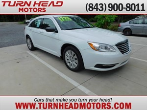 Picture of a 2014 CHRYSLER 200 LX