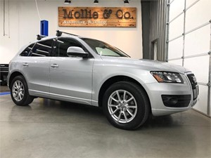 2009 AUDI Q5 3.2 Premium for sale by dealer