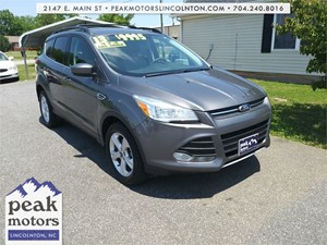 2013 Ford Escape SE 4WD for sale by dealer