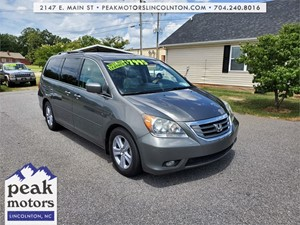 2008 Honda Odyssey Touring for sale by dealer