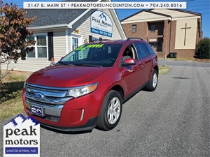 Picture of a 2014 Ford Edge SEL AWD