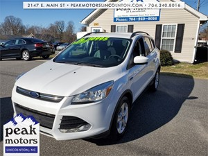Picture of a 2016 Ford Escape SE FWD