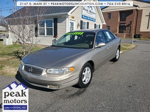 Picture of a 2002 Buick Regal LS
