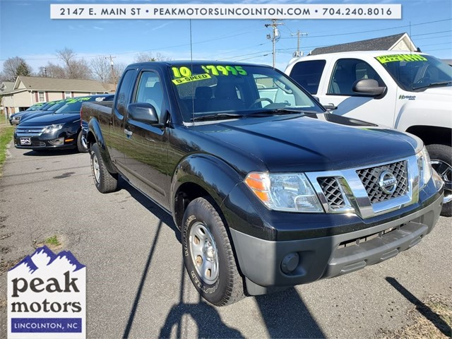 Nissan Frontier SE King Cab 2WD in Lincolnton