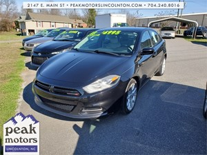 Picture of a 2013 Dodge Dart SXT