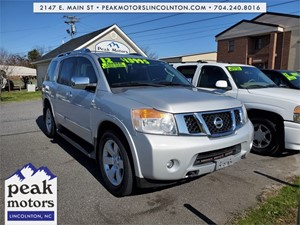 Picture of a 2012 Nissan Armada SL 2WD
