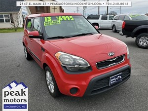 2013 Kia Soul ! for sale by dealer