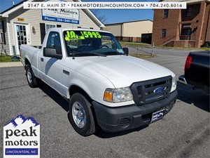 2010 Ford Ranger XL 2WD for sale by dealer