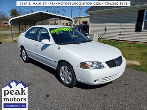 Picture of a 2005 Nissan Sentra 1.8S