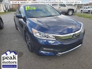 Picture of a 2017 Honda Accord Sport