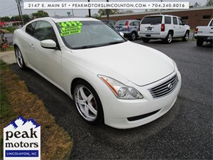 Picture of a 2008 Infiniti G37