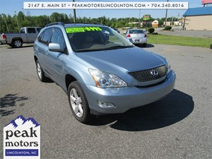 2007 Lexus RX 350 AWD for sale by dealer