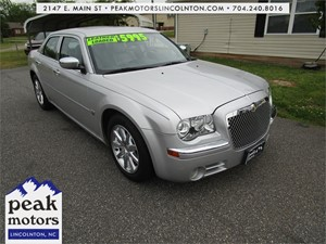 Picture of a 2007 Chrysler 300 C