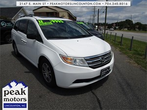 Picture of a 2011 Honda Odyssey EX-L-RES