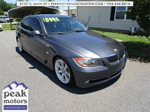 2008 BMW 3-Series 335i for sale by dealer