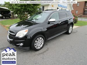 2011 Chevrolet Equinox 2LT 2WD for sale by dealer