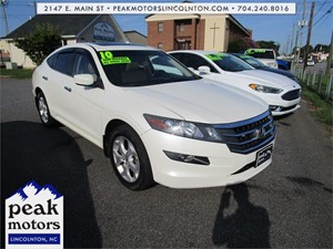 Picture of a 2010 Honda Accord Crosstour EX-L 4WD 5-Spd AT