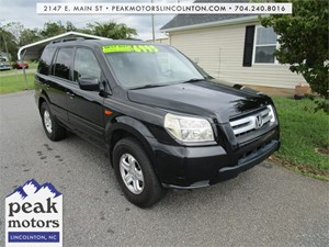Picture of a 2008 Honda Pilot VP 2WD