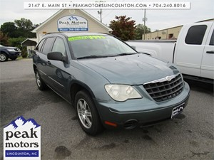 Picture of a 2007 Chrysler Pacifica AWD