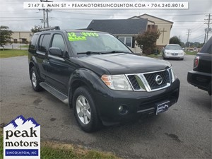 Picture of a 2012 Nissan Pathfinder LE 4WD