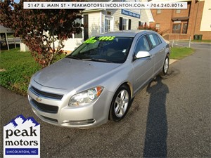 Picture of a 2010 Chevrolet Malibu 1LT