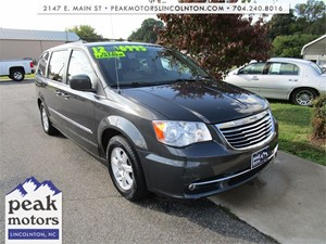 Picture of a 2012 Chrysler Town & Country Touring