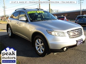 Picture of a 2005 Infiniti FX FX35 AWD