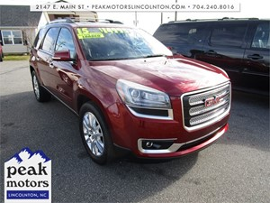 Picture of a 2015 GMC Acadia SLT-1 FWD