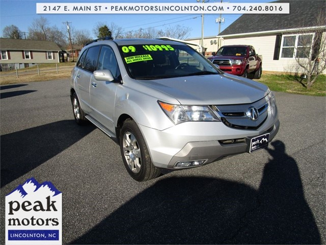 Acura MDX Tech Package in Lincolnton
