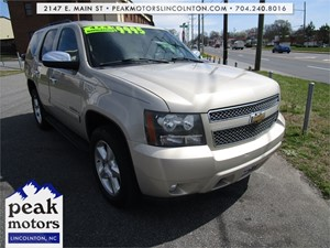 Picture of a 2008 Chevrolet Tahoe LTZ 4WD