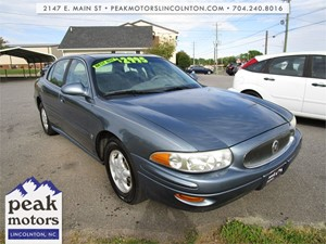 Picture of a 2001 Buick LeSabre Custom