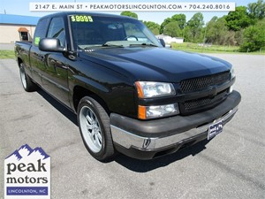 Picture of a 2004 Chevrolet Silverado 1500 LT Ext. Cab Long Bed 2WD