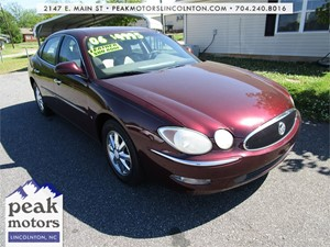 Picture of a 2006 Buick LaCrosse CXL