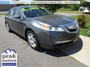 Picture of a 2011 Acura TL 5-Speed AT with Tech Package