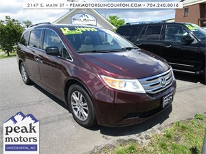 Picture of a 2012 Honda Odyssey EXL-RES