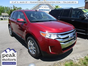 Picture of a 2013 Ford Edge SEL FWD