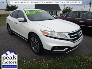 Picture of a 2015 Honda Crosstour EX-L V-6 FWD