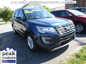 Picture of a 2017 Ford Explorer XLT FWD