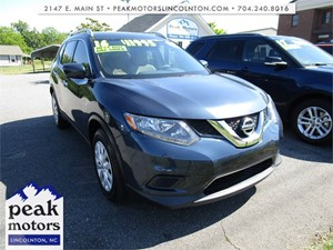 Picture of a 2016 Nissan Rogue S 2WD
