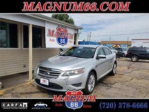 Picture of a 2012 FORD TAURUS SEL
