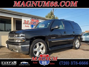 Picture of a 2001 CHEVROLET TAHOE 1500